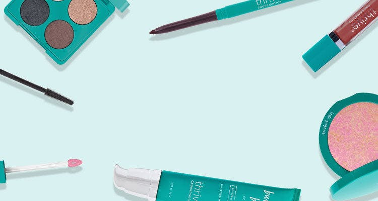 Vegan + cruelty-free makeup products