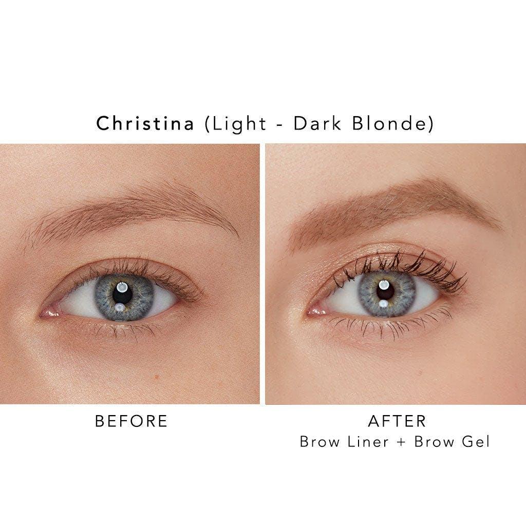 Brow Liner + Brow Gel + Brilliant Eye Brightener™ + Mascara Set product image