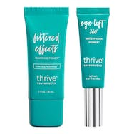 Filtered Effects Blurring Primer™ / Eye Lift 360° Waterproof Primer™ / Deluxe Travel Bright Balance 3-in-1 Cleanser™