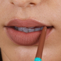Lip Filler Long Wearing + Plumping Lip Liner™ in Kackie (Mocha)