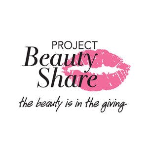 Project Beauty Share the beauty is in the giving