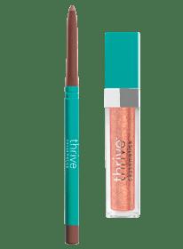 waterproof lip liner in Kackie (Mocha)