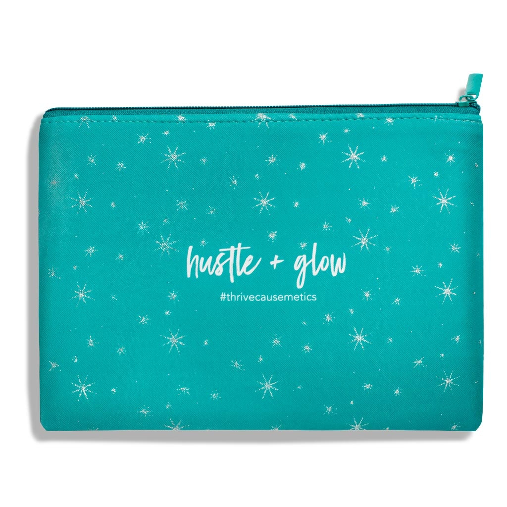 Hustle + Glow Clutch product image