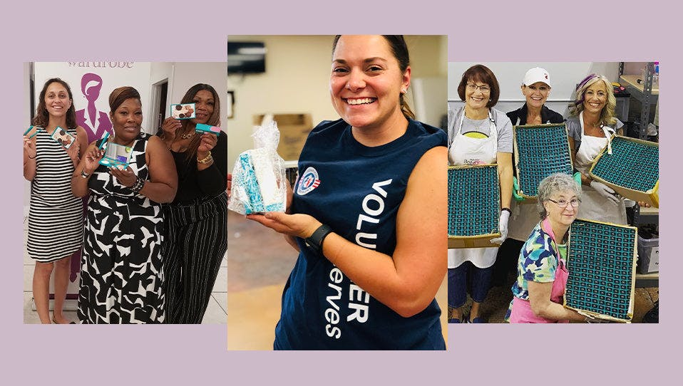 Happy International Women's Day! Year-round, every Thrive Causemetics purchase YOU make helps us give back to women.