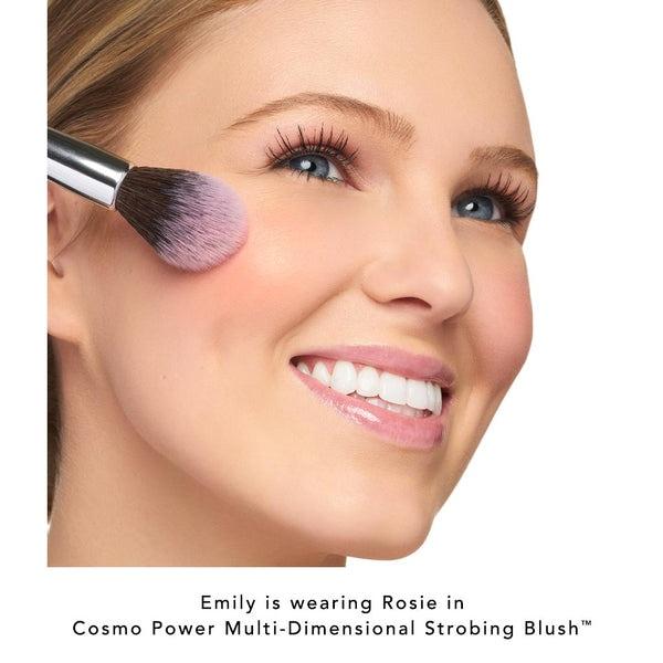 Vegan makeup blush brush