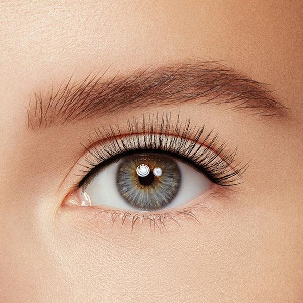 Vegan false eyelashes and waterproof eyelash adhesive glue